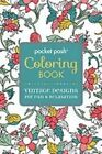 Pocket Posh Coloring Book: Vintage Designs for Fun & Relaxation by Andrews McMeel Publishing (Paperback / softback, 2014)