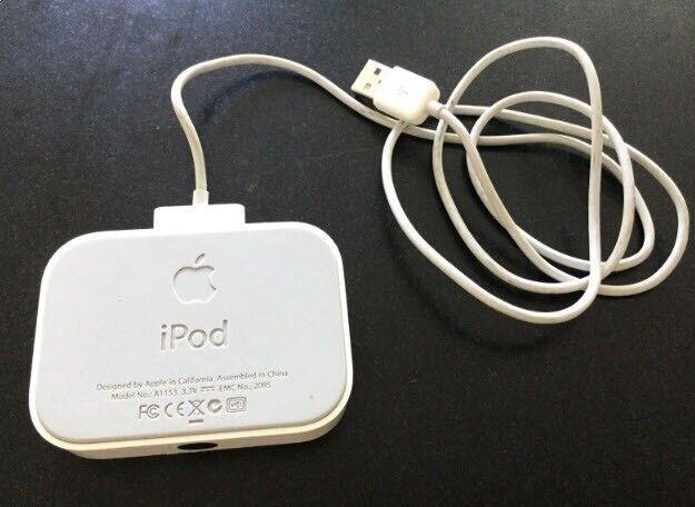 iPod, Universal Dock A1153, Perfekt