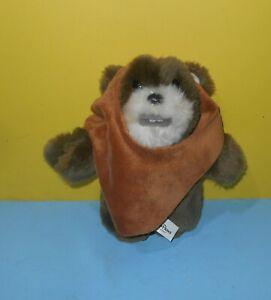 """Warrick Plush 9/"""" Doll Toy NEW Disney Parks Star Wars Weekends Ewok Wicket W"""