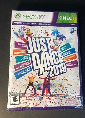 Just Dance 2019 [ Kinect Game ] (XBOX 360) NEW 887256036294 | eBay