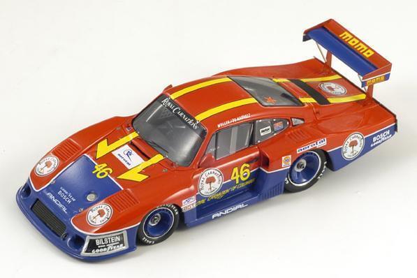 El nuevo outlet de marcas online. Porsche 935 935 935 T  46 Wollek-Narvaez  6h Riverside  1983 (Spark 1 43   S1926)  ¡No dudes! ¡Compra ahora!