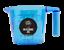 1-Litre-Measuring-Jug-Soft-Grip-Handle-High-Quality-Food-Grade-Plastic-20-x-13cm thumbnail 3