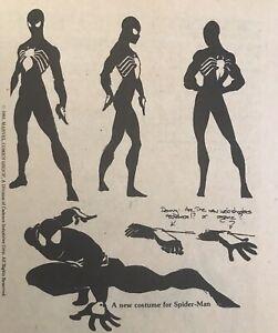Comic-Reader-215-first-printing-1983-Comic-Book-Venom-Marvel-SpiderMan