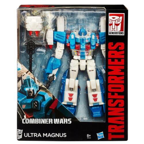 Transformers COMBINATORE GUERRE Leader Class ULTRA MAGNUS