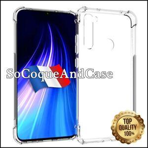 Etui-Coque-Housse-Silicone-Shockproof-TPU-back-case-cover-Xiaomi-Redmi-Note-8