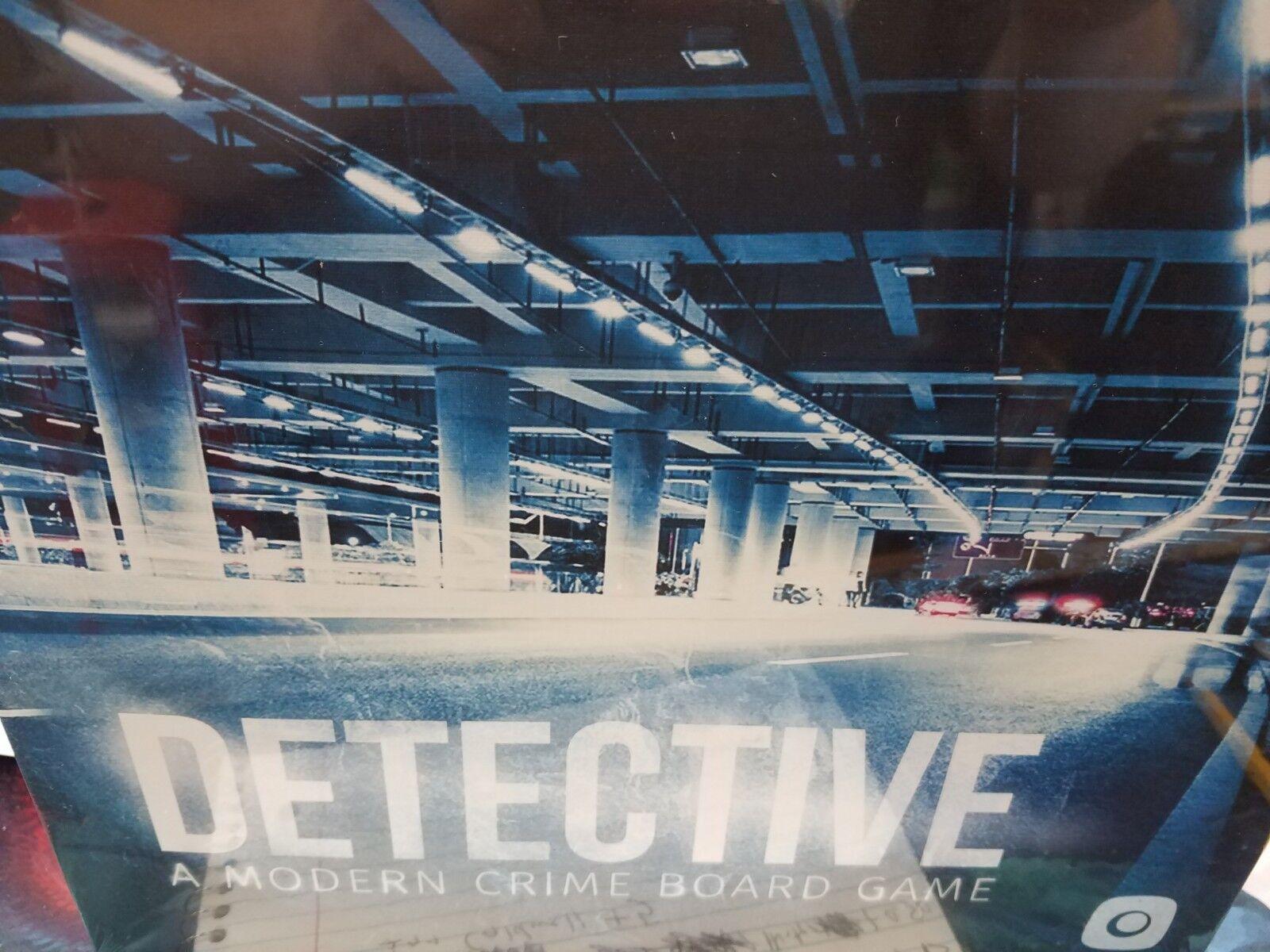 Detektiv A Modern Krimi Brettspiel - Portal Spiele Brettspiel Neu