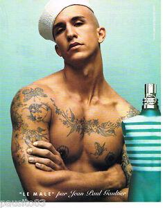 Parfum Sur Male Advertising Gaultier 085 Détails 2006 Le Paul Publicite Homme Jean qSMpUVz