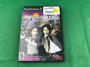 The Naked Brothers Band: The Video Game (2008) - MobyGames