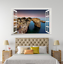 3D Stone Road River 62 Open Windows Mural Wall Print Decal Deco AJ Wallpaper Ivy