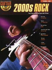 Guitar Play-Along 2000s Rock Learn to Play Kings of Leon TAB Music Book CD