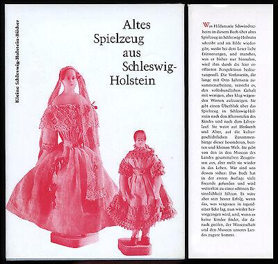 Altes Spielzeug Aus Schleswig-holstein Von Hildmarie Schwindrazheim
