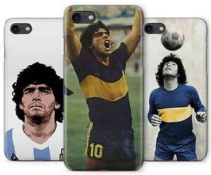 Dettagli su Diego MARADONA Calcio Boca Telefono Cover Case accoppiamenti Apple iPhone 12 11 8 7 6 5 X- mostra il titolo originale