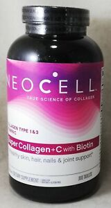 jlim410-NeoCell-Super-Collagen-Type-1-amp-3-C-Biotin-360-Tablets-Free-Ship