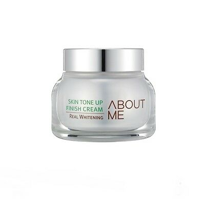 About Me Skin Tone Up Finish Real Whitening Cream 60ml Brand New Free Shipping
