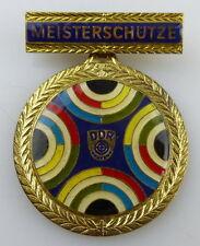 Medaille: Weltmeisterschaften im Sportschiessen Suhl 1986 Gold GST025