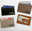 Personalized-Leatherette-Money-Clip-Wallet thumbnail 1