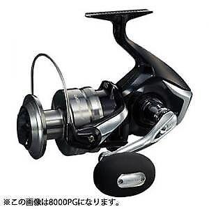 New Shimano 14 Spheros SW SW Spheros 6000PG Saltwater Spinning Reel 4969363032775 776d56