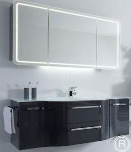 pelipal badm bel contea spiegelschrank waschtisch und waschtischunterschrank ebay. Black Bedroom Furniture Sets. Home Design Ideas