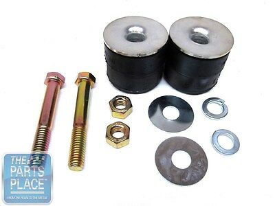 CHEVY GMC TRUCK ESCALADE RADIATOR SUPPORT BUSHING BOLT BODY MOUNT KIT SET 924010
