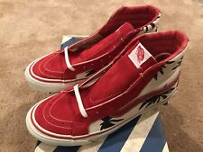 d081c51ea241f7 item 6 VANS OG SK8-HI LX VAN DOREN PALM LEAF SAMPLE RED WHITE BLACK WTAPS  SUPREME S 11 -VANS OG SK8-HI LX VAN DOREN PALM LEAF SAMPLE RED WHITE BLACK  WTAPS ...
