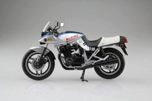 AOSHIMA 1:12 Scale Motorcycle Diecast Model Suzuki GSX1100S KATANA 1009 刀