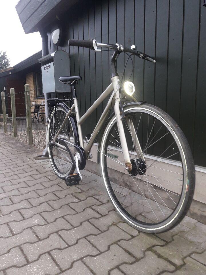 Damecykel, Nishiki, Citybike