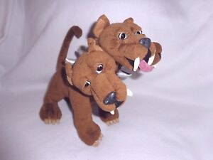 14 Harry Potter Fluffy 3 Headed Dog By Gund