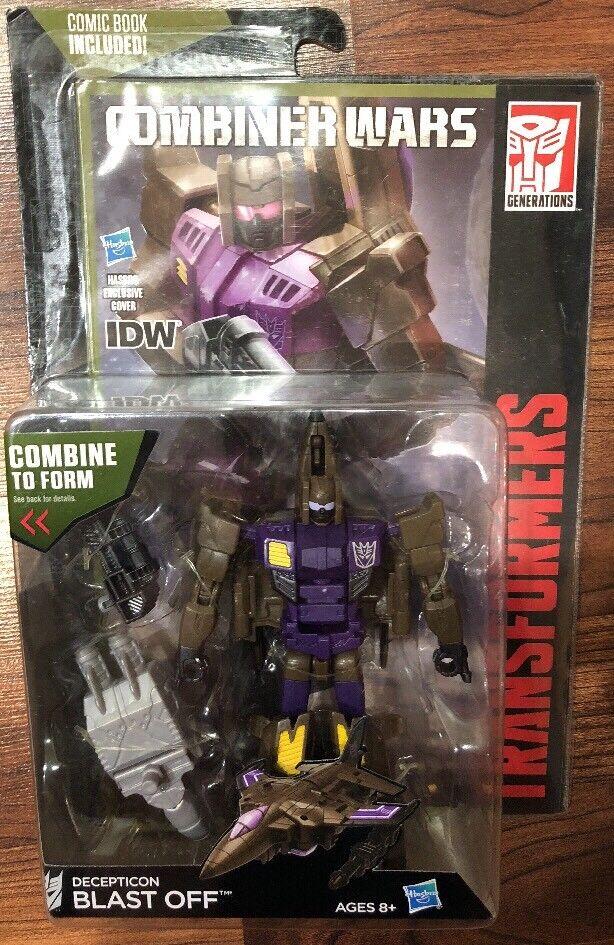 Transformers Combiner Wars Wars Wars BLASTOFF MOSC NIB Brand NEW 3ce775