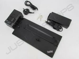 Lenovo 40AH THINKPAD Pro Dockingstation Inklusive 135W PSU SD20Q11985 40AH0135UK