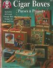 Cigar Box Purses & Projects  : Includes 40 Great Vintage Box Images to Cut and Use by Delores Frantz (Paperback / softback)