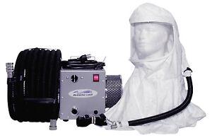 Breathecool Ii Supplied Air Respirator System W Tyvek Hood