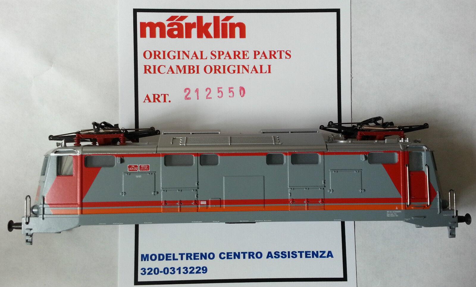 Marklin 21255 - 212550 Mantle Loco-lokaufbau 3162}