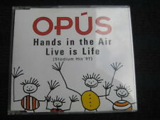 MCD  OPUS  Hands in the Air & Live is Life (Stadium Mix 97)