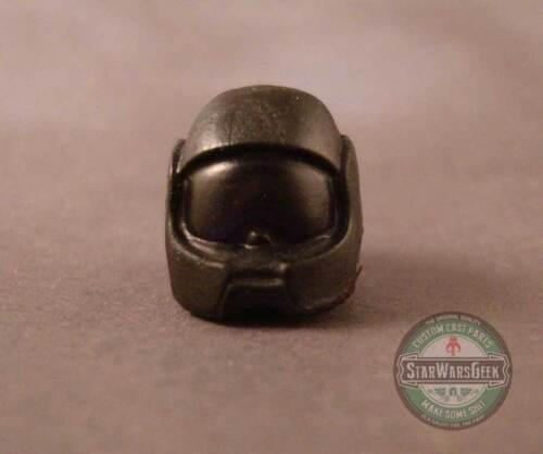 """MH363 Custom Cast male head for use with 3.75/"""" GI Joe Marvel Star Wars figures"""
