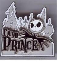 Nbc Nightmare Before Xmas Nbc Jack Skellington I'm No Prince Disney Pin 41818