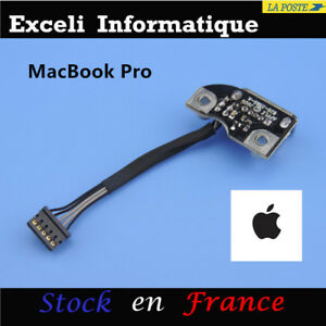 Magsafe-DC-In-Board-820-2565-A-Macbook-Pro-13-034-A1278-2009-2010-loader-plug-wire