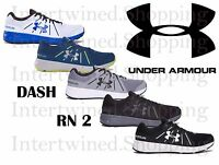 New Under Armour 1285671 Men's UA Dash Run 2 Running Shoes All Sizes 7-16