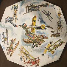 Vintage 1968 Jigsaw Puzzle World War I Fighter Planes Springbok Okta 500 Pieces