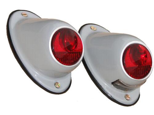 2 Rückleuchte Schlußleuchte für MAN Ackerdiesel Traktoren auf die Kotflügel AS