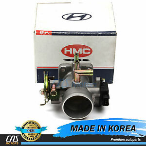 Image Is Loading GENUINE Throttle Body Manual Trans For 95 99