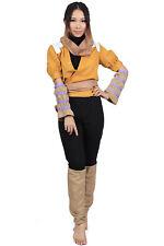 Japanese Anime Bleach Cosplay Costume Inoue Orihime Arrancar Outfit V1 Set