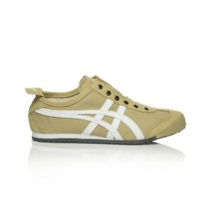 Independent Onitsuka Tiger Mexico 66 Slip On Casual Shoes Taos Taup Men's Women's Unisex