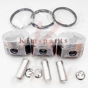 .5 New Kubota Z482 Kit Piston /& Rings