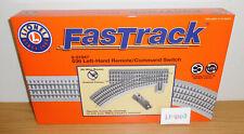 Lionel 6-81947 O FasTrack O36 Remote Command LH Track Switch