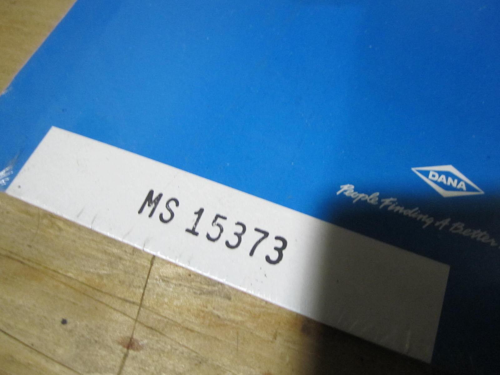 Engine Intake Manifold Gasket Set Victor MS15373