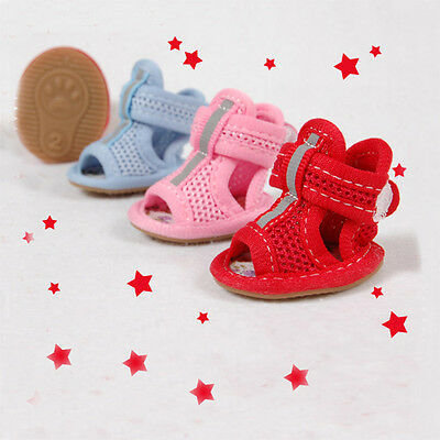 New Color Cozy Cute Fashion Sandals Boots Shoes For Small Dog Puppy