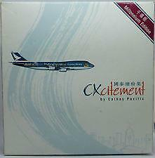 NEW CXCITEMENT CATHAY PACIFIC 1:500 THE SPIRIT OF HONG KONG B747-400 MILLENNIUM