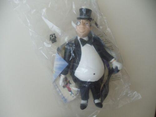 En parfait état, dans sa boîte, MARVEL, FUNKO POP DC Comic Quik Penguin Action Figure 6 1//2 Pouces