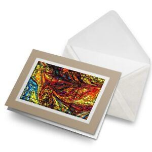 Greetings-Card-Biege-Stained-Glass-Window-Artist-2176