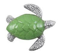 Mariposa Sea Turtle Napkin Weight, Green, New, Free Shipping
